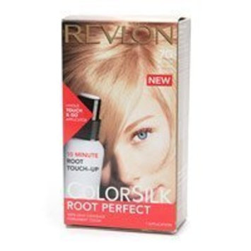 Revlon ColorSilk Root Perfect, #7G Medium Golden Blonde, 1 Ea