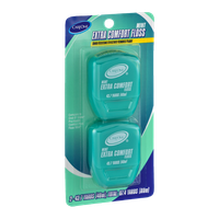 CareOne Extra Comfort Floss Mint - 2 CT