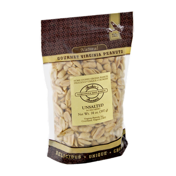 Parker's Virginia Gourmet Unsalted  Peanuts