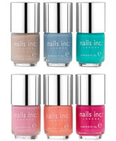 Nails.inc nails inc. Spring Summer Collection