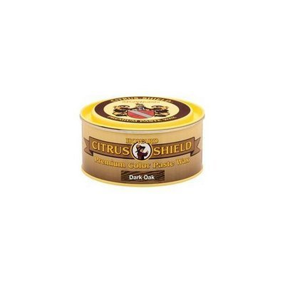 Howard Products 11 Oz Dark Oak Citrus Shield Premium Color Paste Wax  CS7014