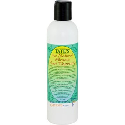 Tate's the Natural Miracle Foot Therapy 5oz