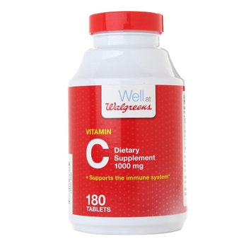 Walgreens Vitamin C 1000 mg