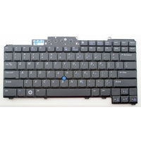 Genuine Dell Latitude D620, D630, D631, D820, Precision M65, M2300, M4300 Series Laptop Replacement Keyboard - UC172, 0UC172, DR160, 0DR160