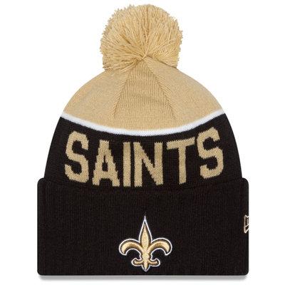 New Era Men's New Orleans Saints Sport Knit Hat