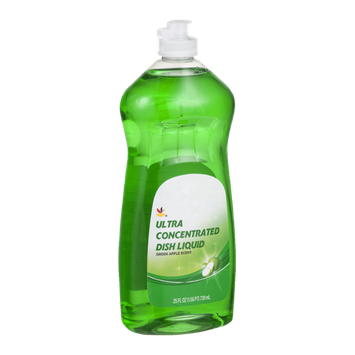 Ahold Ultra Concentrated Dish Liquid Green Apple