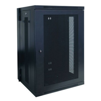 Trippe Manufacturing Company Tripp Lite SRW18US 18U SmartRack Wall Mount Rack Enclosure Cabinet