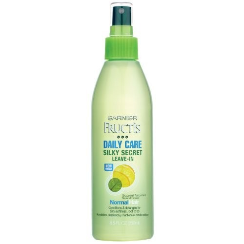 Garnier Fructis Daily Care Silky Secret Leave-In Conditioner