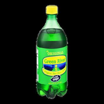 Green River Soda The Original