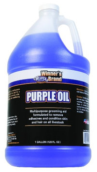 Weaver Leather's Purple Oil Gallon