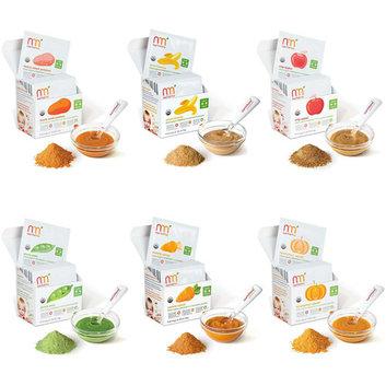 NurturMe Hearty Assorted Dried Organic Baby Food