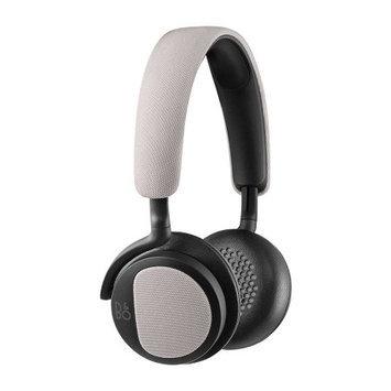 B & O Play BeoPlay H2 Silver Cloud - Open Box On-ear Headphones