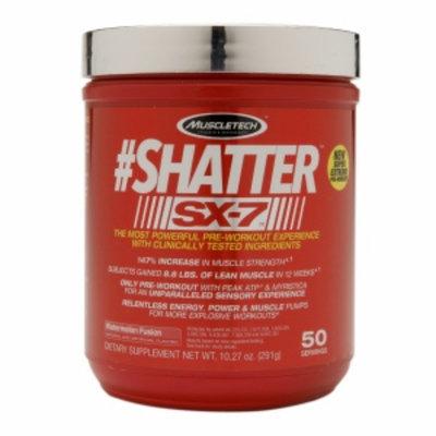 Muscletech MuscleTech #Shatter SX-7 - Watermelon Fusion