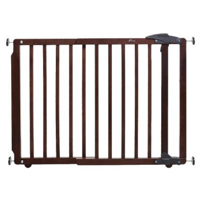 Dreambaby Nottingham Expandable Wooden Walk Through Gro-Gate