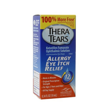 TheraTears Allergy Eye Itch Relief