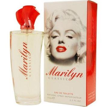 Marilyn Monroe Classic By Cmg Worldwide For Women. Eau De Toilette Spray 2.5-Ounce