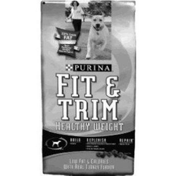 Purina Fit and Trim Dry Dog Food 17.6lb