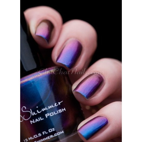 KBShimmer Shade Shifter Multichrome Nail Polish- 0.5 oz Full Sized Bottle