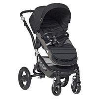 Britax Affinity Black Stroller with Black Color Pack