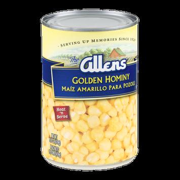 The Allens Golden Hominy