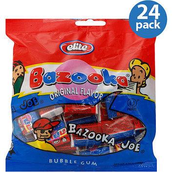 Elite Bazooka Original Flavor Bubble Gum