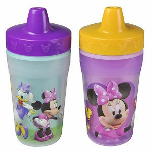 The First Years Disney Minnie Mouse Insulated Sippy Cup