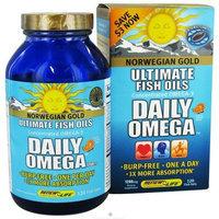 Renew Life Inc., Norwegian Gold Daily Omega - 120 fish gels,(Renew Life)