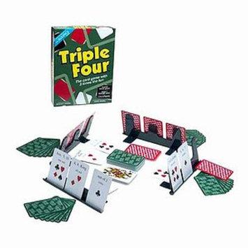 Triple Four Card Game Ages 7+, 1 ea