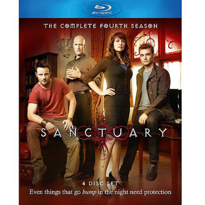 Sanctuary: The Complete Fourth Season (Blu-ray) (Widescreen)