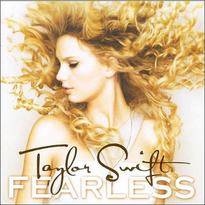 Taylor Swift Fearless CD