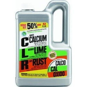 Jelmar CL-42 CLR Enhanced Calcium, Lime And Rust Remover