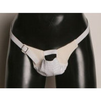 Suspensory with Elastic Waist Band, Medium, Fits 4 Inches - 4.5 Inches - 1 ea