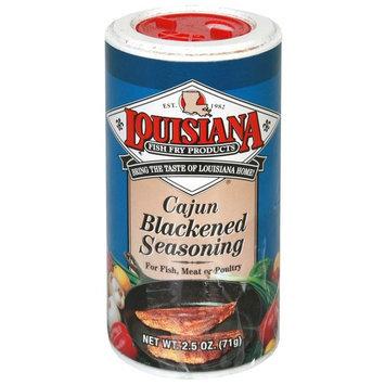 Louisiana Fish Fry Products Cajun Blackened Seasoning - 2.5 oz