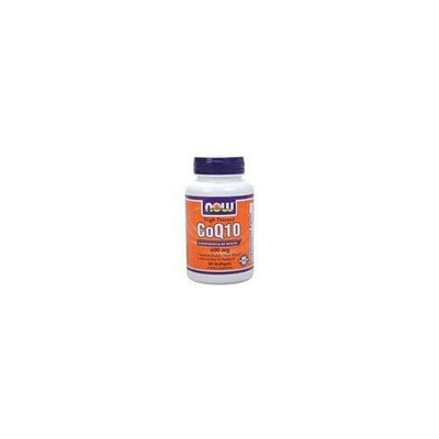 Now Foods Coq10 400mg, Soft-gels, 120-Count