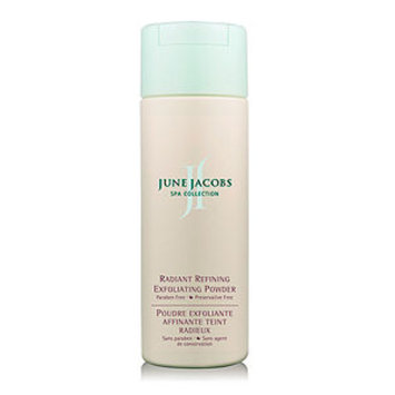 June Jacobs Spa Collection Radiant Refining Exfoliating Powder