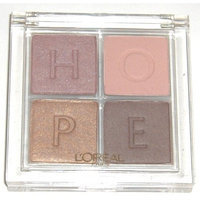 L'Oréal Paris Wear Infinite Eye Shadow Quad Hopeful Promise