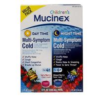 Children's Mucinex Day / Night Multi-Symptom Cold Liquid, 8 fl oz