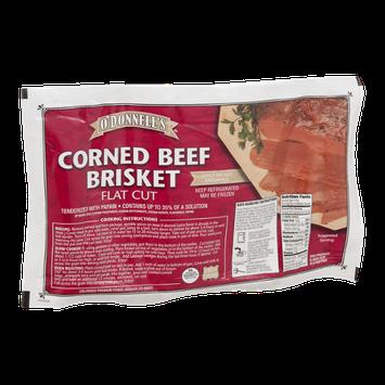 O'Donnell's Corned Beef Brisket Flat Cut