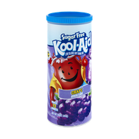 Kool-Aid Sugar Free Grape Low Calorie Soft Drink Mix