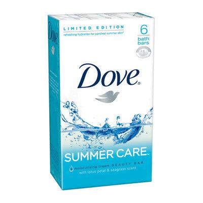 Dove Summer Care Bath Bars Soap
