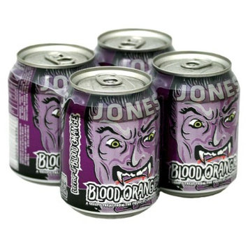 Jones Soda Co Jones Soda Halloween Blood Orange 4 pk 8 oz