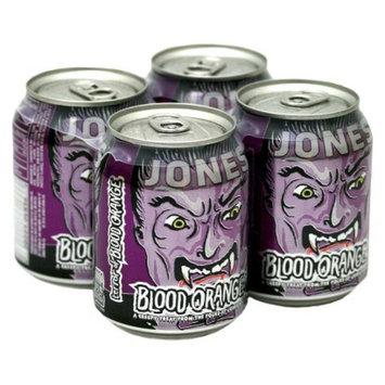 Jones Soda Co Jones Soda Halloween Blood Orange 4 pk 8 oz