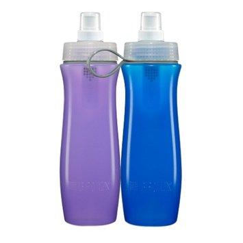 Brita Bottle - Dark Blue/Purple (2pk)