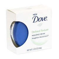 Dove Weightless Moisturizers Defined Texture Molding Cream, 2.25 Ounce