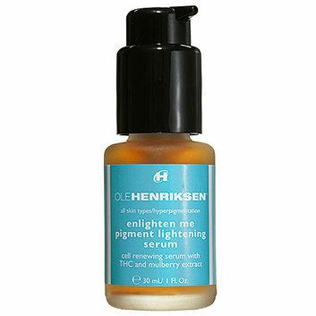 Ole Henriksen Enlighten Me Pigment Lightening Serum 1 oz