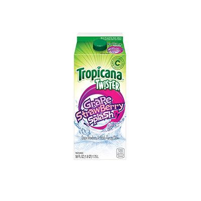 Tropicana® Twister Grape Strawberry Splash