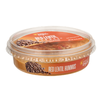 Simply Enjoy Red Lentil Hummus