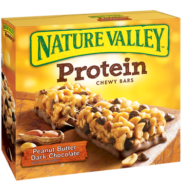 Nature Valley™ Protein Chewy Bars Peanut Butter Dark Chocolate