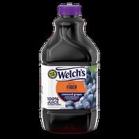 Welch's® 100% Grape Juice with Fiber