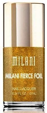 Milani Fierce Foil Nail Lacquer